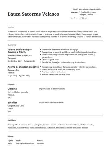 ejemplo carta de presentacion hosteleria ejemplo de carta de presentaci u00f3n para hosteler u00edaejemplo